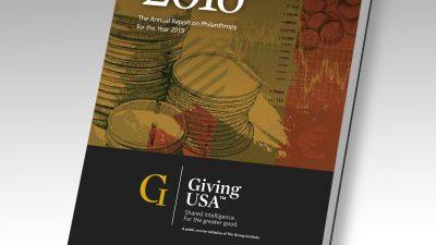 Giving USA 2016 book